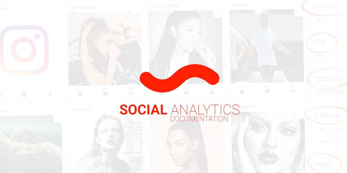 Influencer Marketing Tool für Instagram: Social Analytics