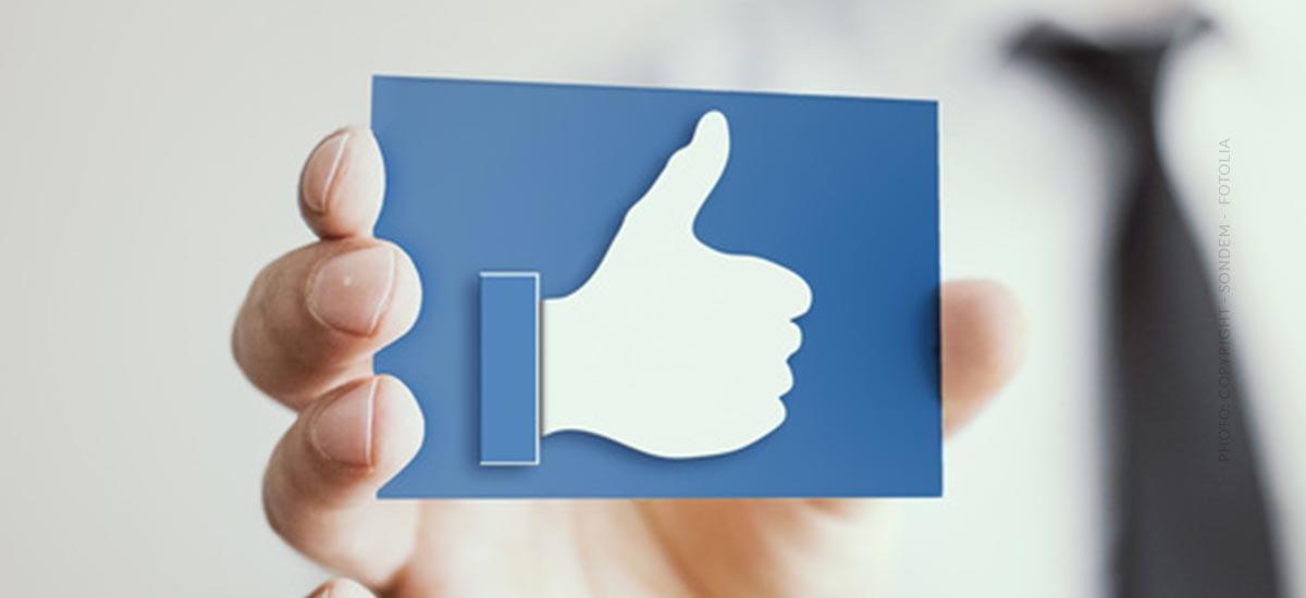 Gefällt mir - Facebook Like Button