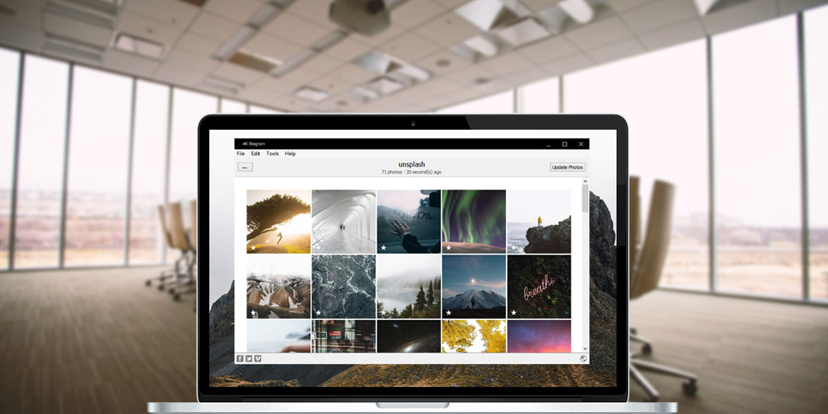 4K Stogram: Fotos, Video, Story runterladen & Trend Scouting - Instagram Tool Test
