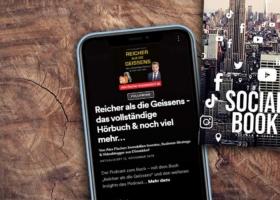 Reicher als die Geissens: Immobilien Podcast & Buch – Erfahrungsbericht