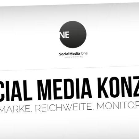 Social Media Konzept: So geht's - Marke, Reichweite, Monitoring