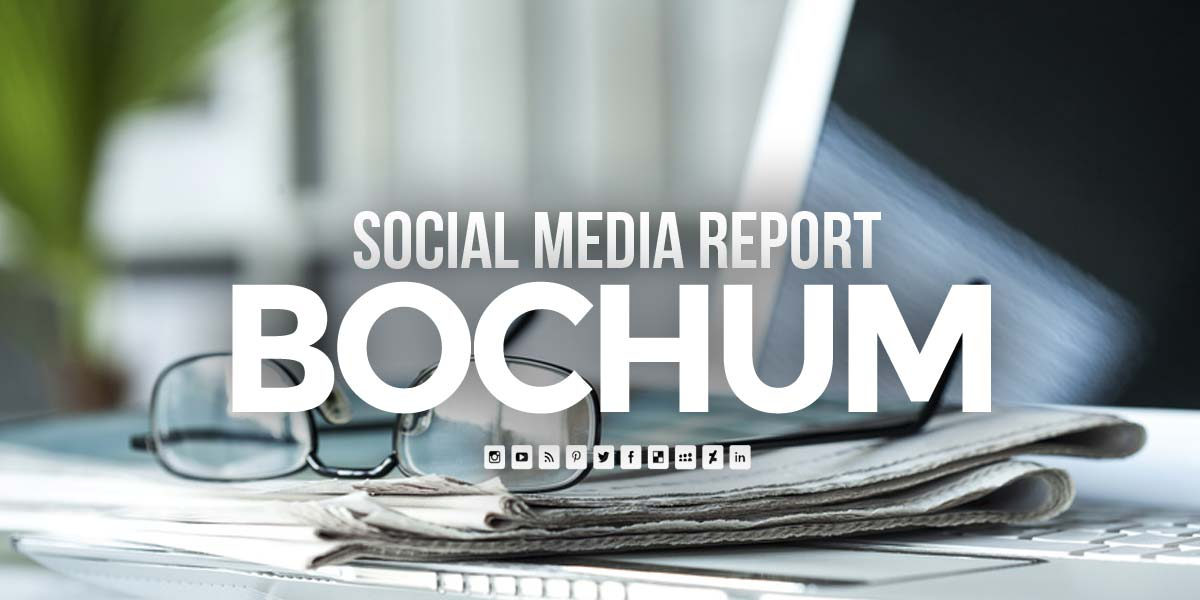 Social Media Marketing Report Bochum