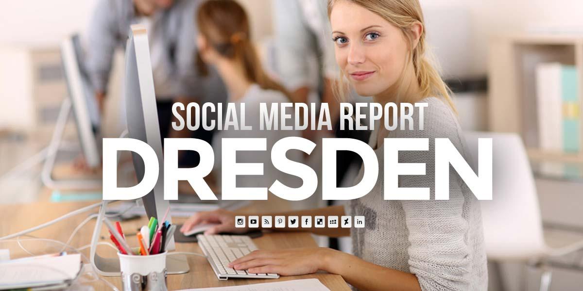Social Media Marketing Report Dresden
