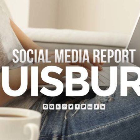 Social Media Marketing Report Duisburg