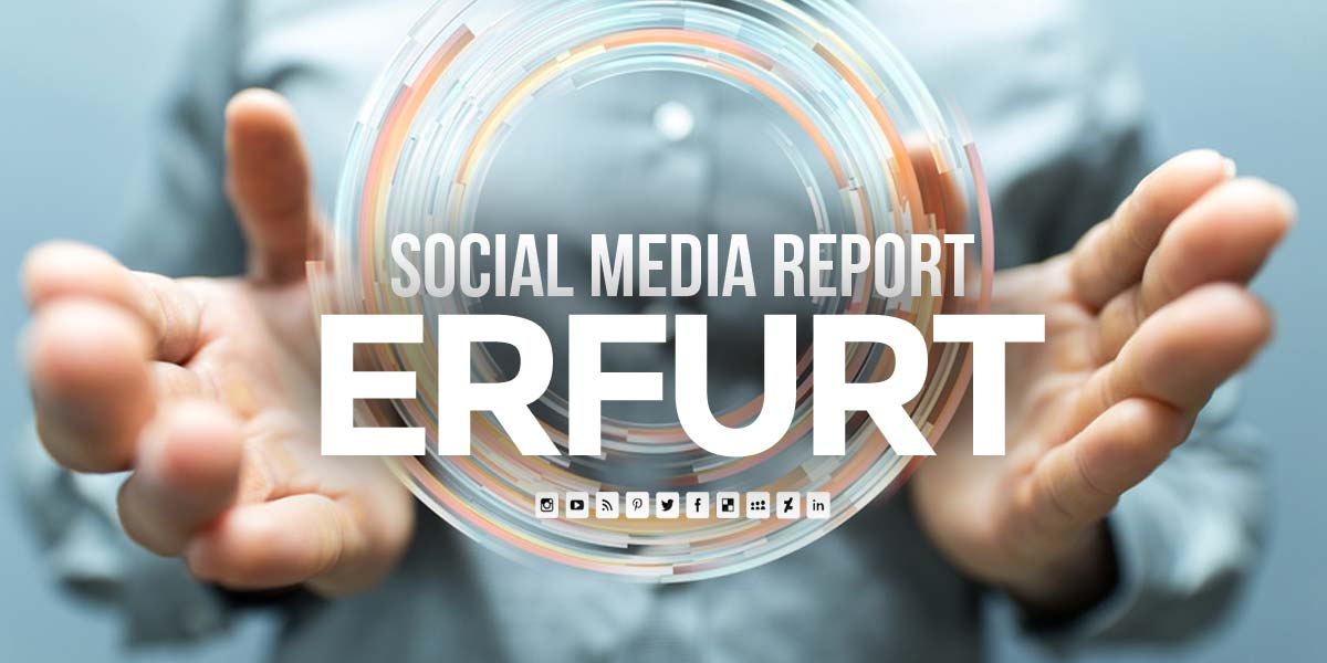 Social Media Marketing Report Erfurt