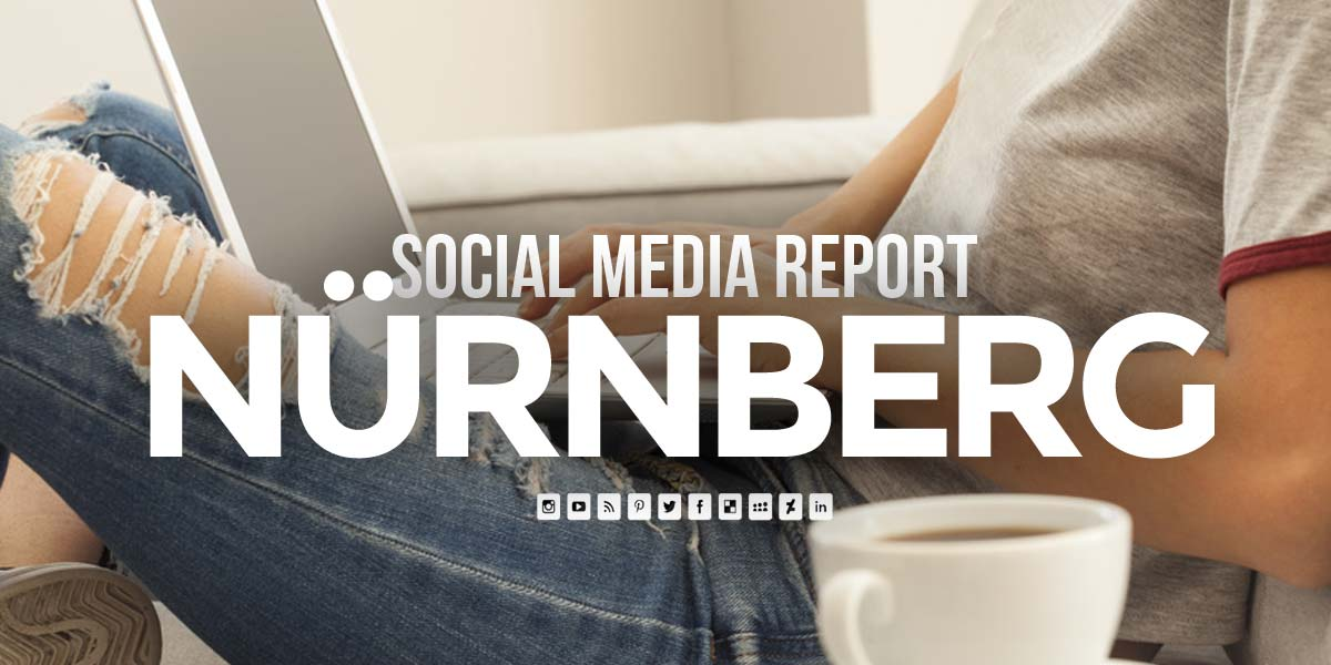 Social Media Marketing Report Nürnberg