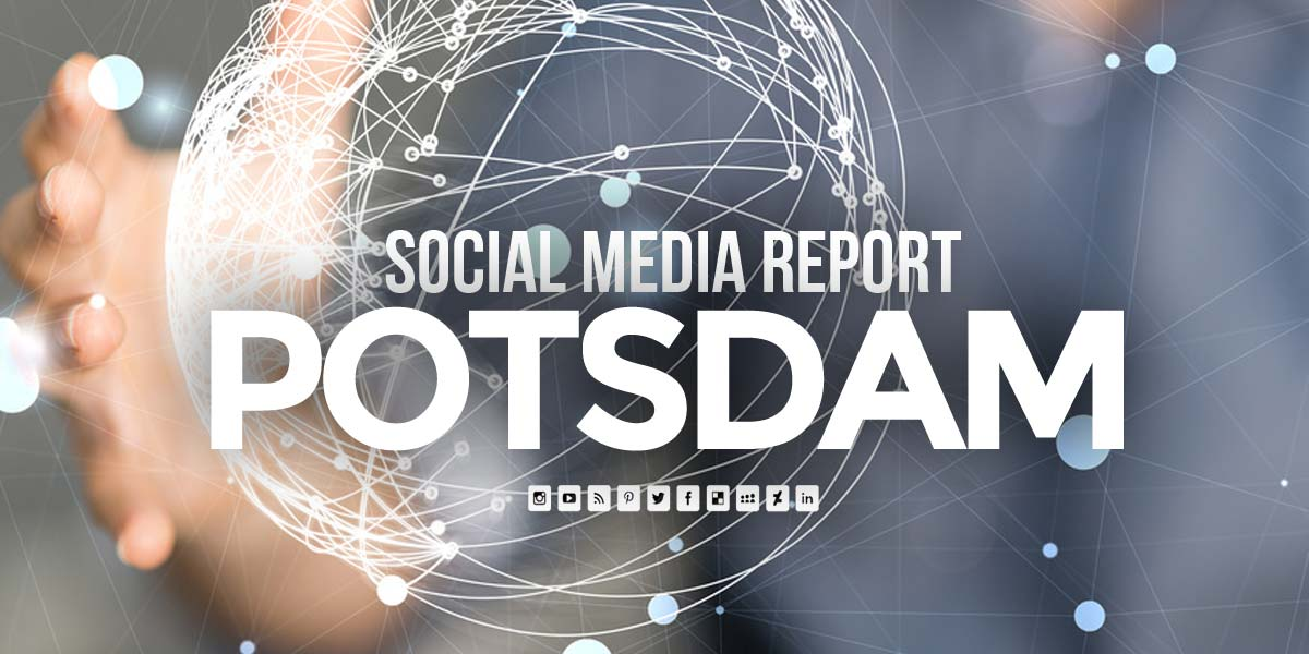 Social Media Marketing Report Potsdam