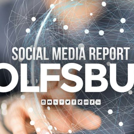 Social Media Marketing Report Wolfsburg