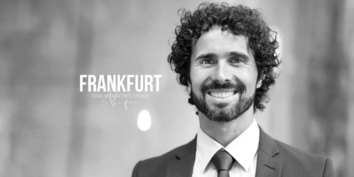 Frankfurt Keynote Speaker: Social Media Marketing & Management für Firmen