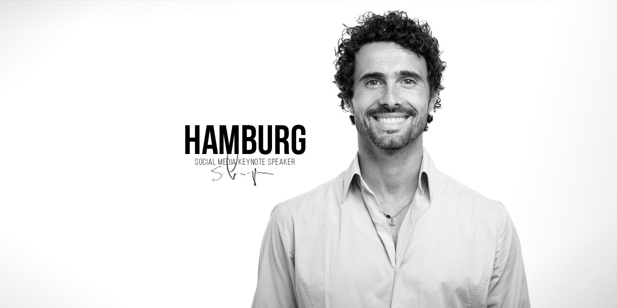 Speaker Hamburg: Keynotes für Social Media Marketing & Management