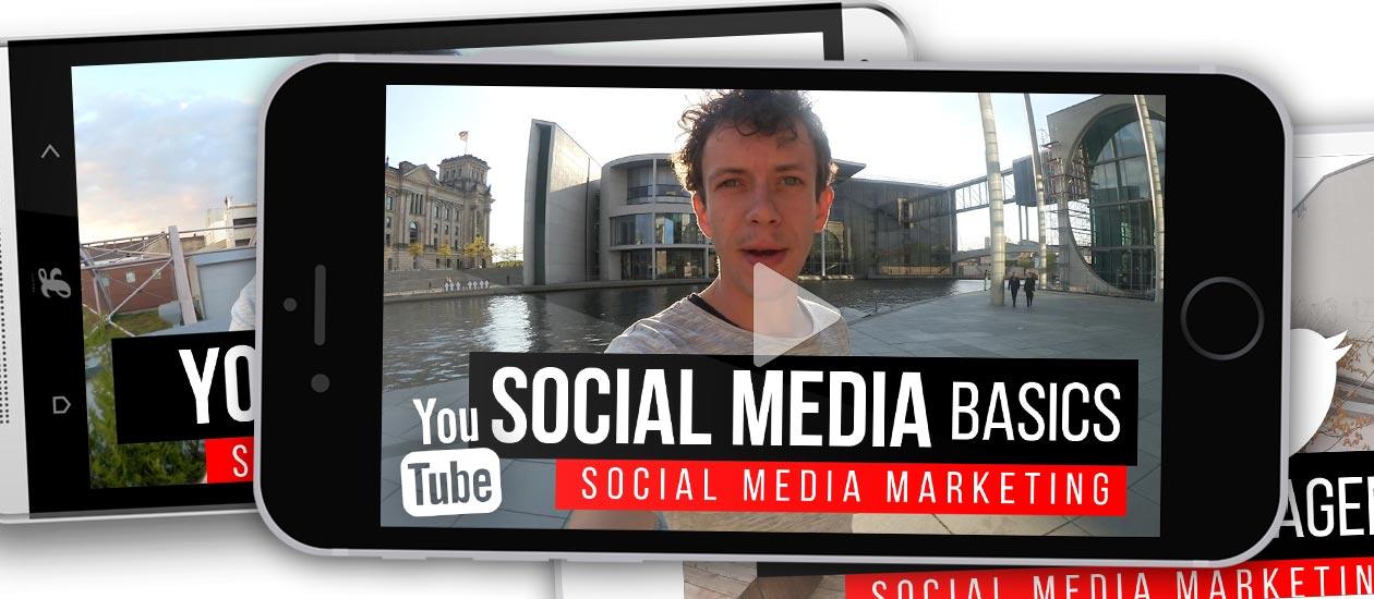 Social Media: Kostenlose Video Tutorials für erfoglreiches Online Marketing