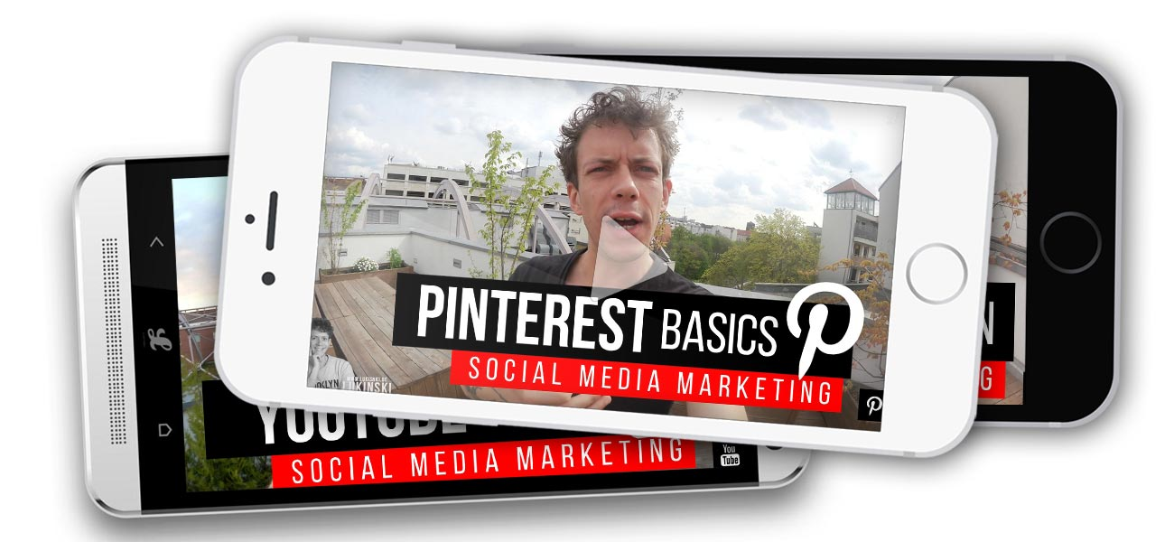 Pinterest Marketing: E-Commerce und Backlinks - Video Tutorial #5
