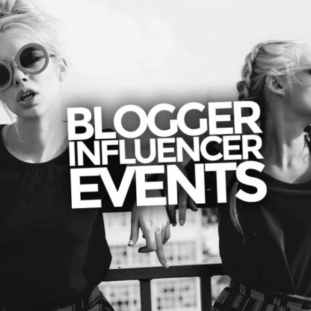 Blogger & Influencer Events in Deutschland