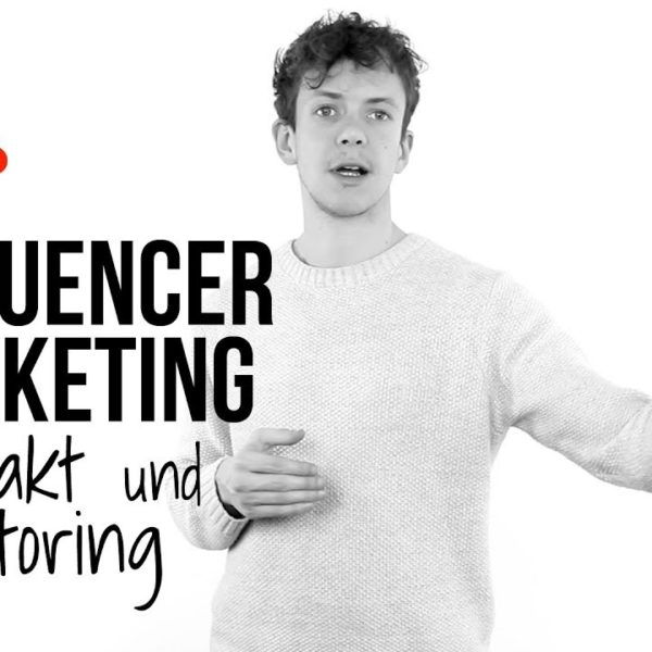 Influencer Marketing #6: Briefing, Vorhersagen, Kontakt Aufnahme und Monitoring