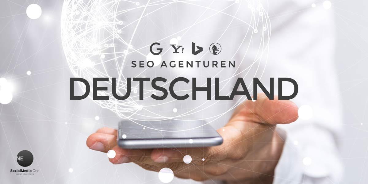 SEO Agenturen Deutschland: Optimierung für WordPress, Jimdo, Typo3, Shopware & Co.