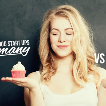 Top Lebensmittel Start Ups USA im Check! Marketing mit hohem Invest - Garantierter Erfolg?