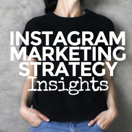 Instagram Marketing: Strategie einer Agentur | Insights & XXL Checklist