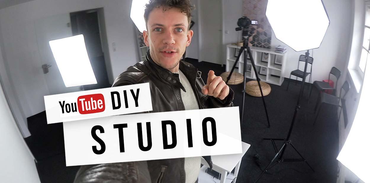 Youtube Studio einrichten: Kamera, Beleuchtung & Co - Günstig bei Amazon!