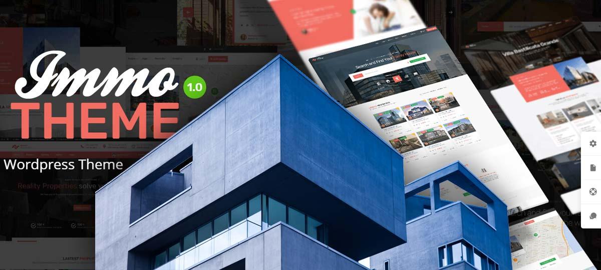 Immobilien Makler WordPress Themes: Haus und Wohnung vermarkten - Empfehlungen