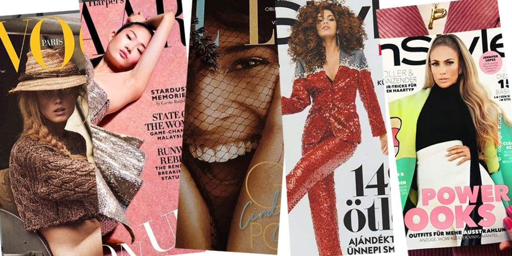 Top 7 Mode Magazine aus New York +1 Special