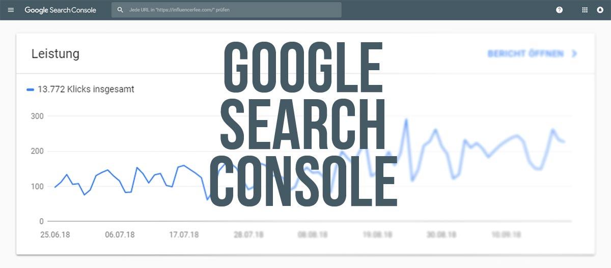 Neue Google Search Console: Einrichten für Websites, Shops und WordPress