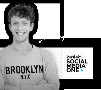 Social Media Marketing für Instagram, Facebook, Youtube & Snapchat