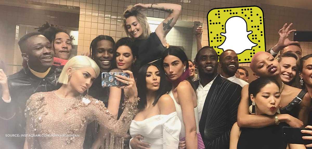 Snapchat: Immer live dabei - Der Allrounder im Alltag