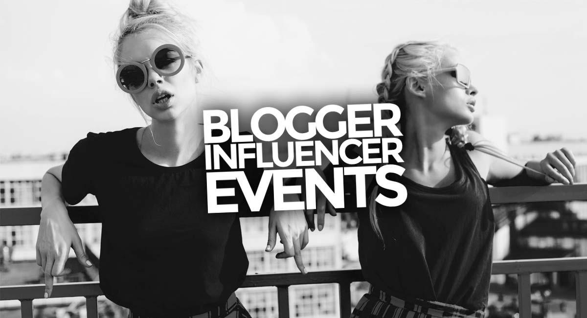 Blogger & Influencer Events in Deutschland