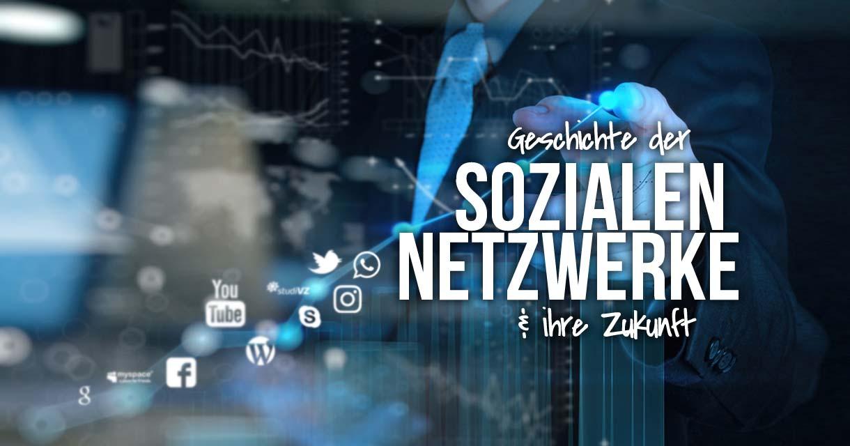 Die Entwicklung der sozialen Netzwerke in Deutschland: Geschichte und Zukunft