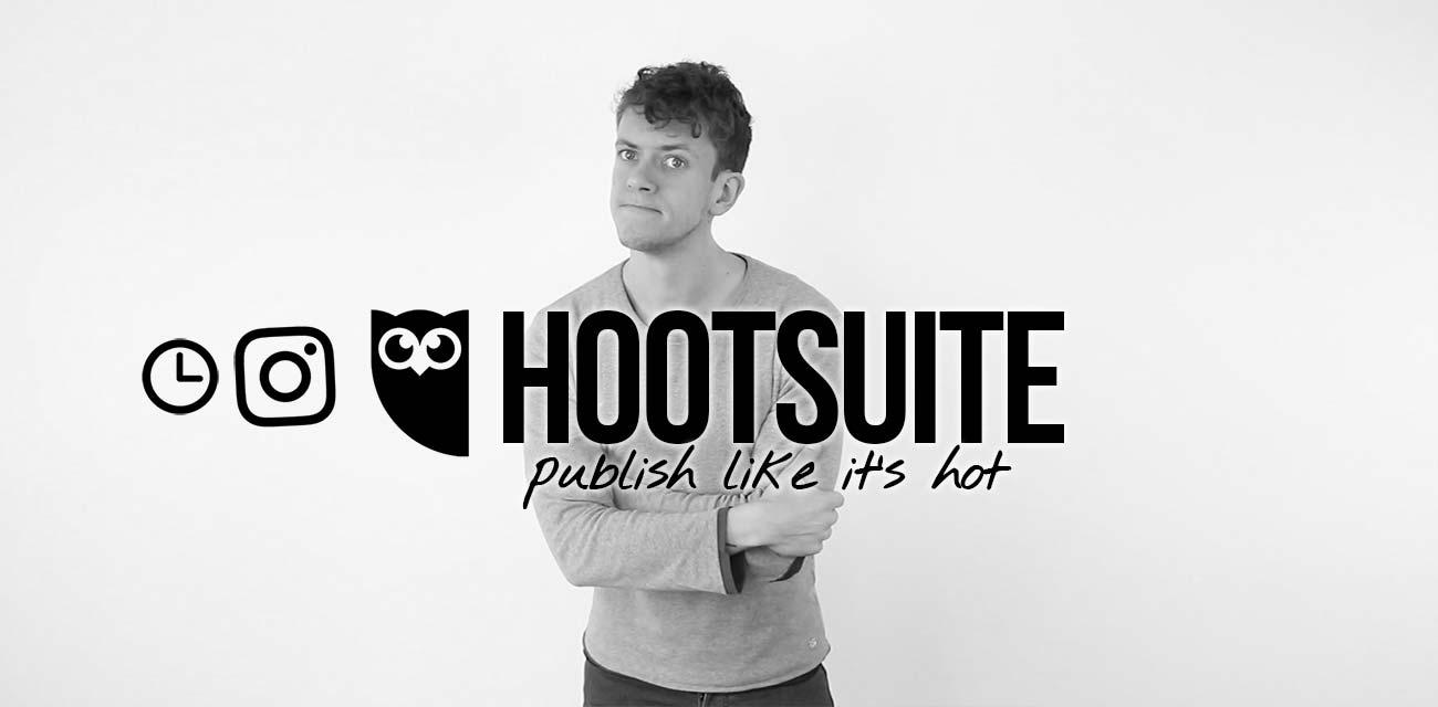 Hootsuite für Beginner: Content Planung für Instagram, Facebook, Youtube & Co.