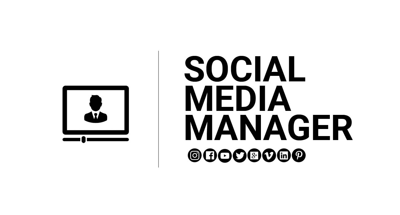 social media marketing manager Social media marketing should be an integral part of your company's digital  marketing strategy here are 16 reasons why (& how) social should top your to- do.