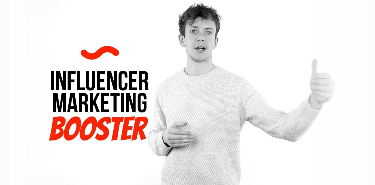 2 Stunden Influencer Marketing: Kostenloser Video Kurs - Keys der Zusammenarbeit