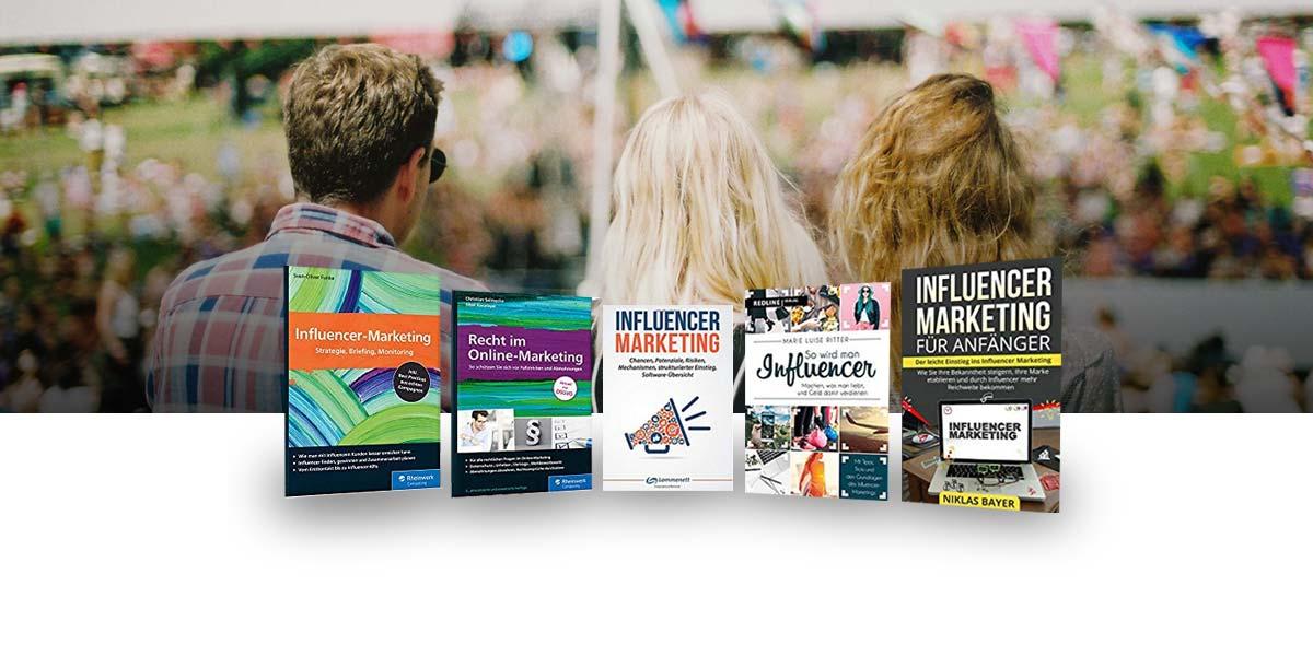 Influencer Marketing: Strategie, Reichweite und Risiken - Buchempfehlung