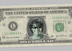 Hasselhoff Dollar – Photoshop Tutorial: Werkzeuge, Freistellen, Zauberstab und Masken