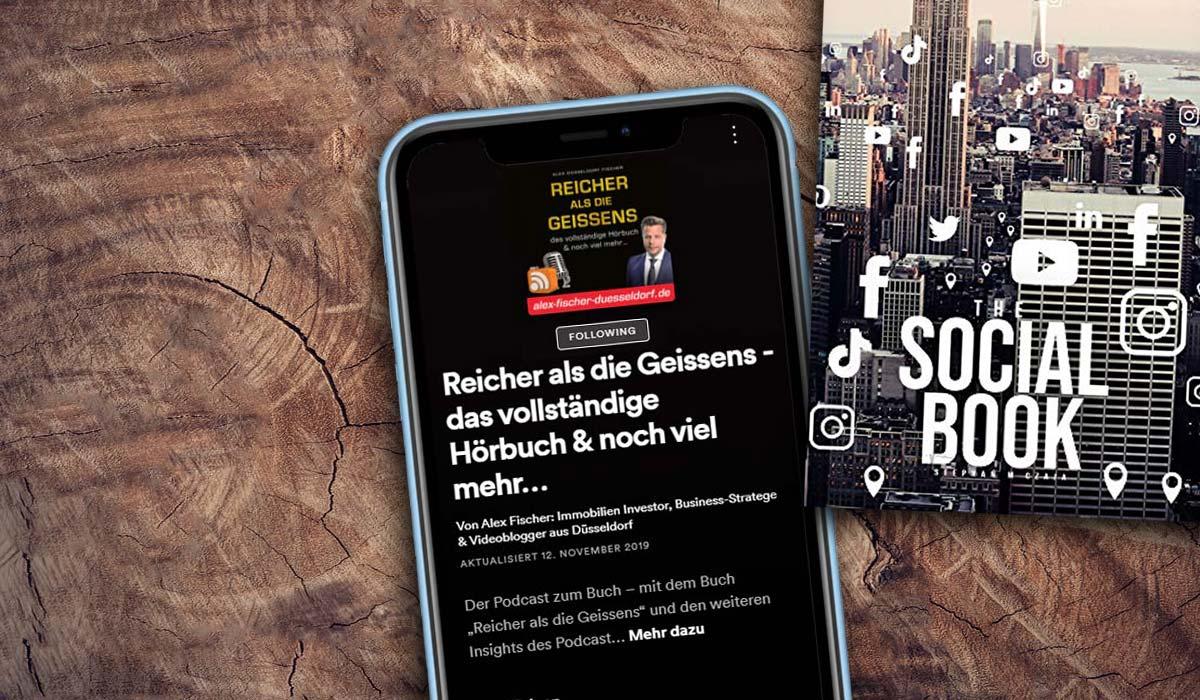 Reicher als die Geissens: Immobilien Podcast & Buch - Erfahrungsbericht