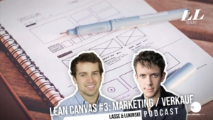 Lean Canvas Teil 3/3: Marketing und Finanzen (Kosten/Einnahmen) - Marketing Podcast