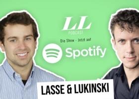 Spotify: Lasse & Lukinski Show jetzt auch auf Spotify!