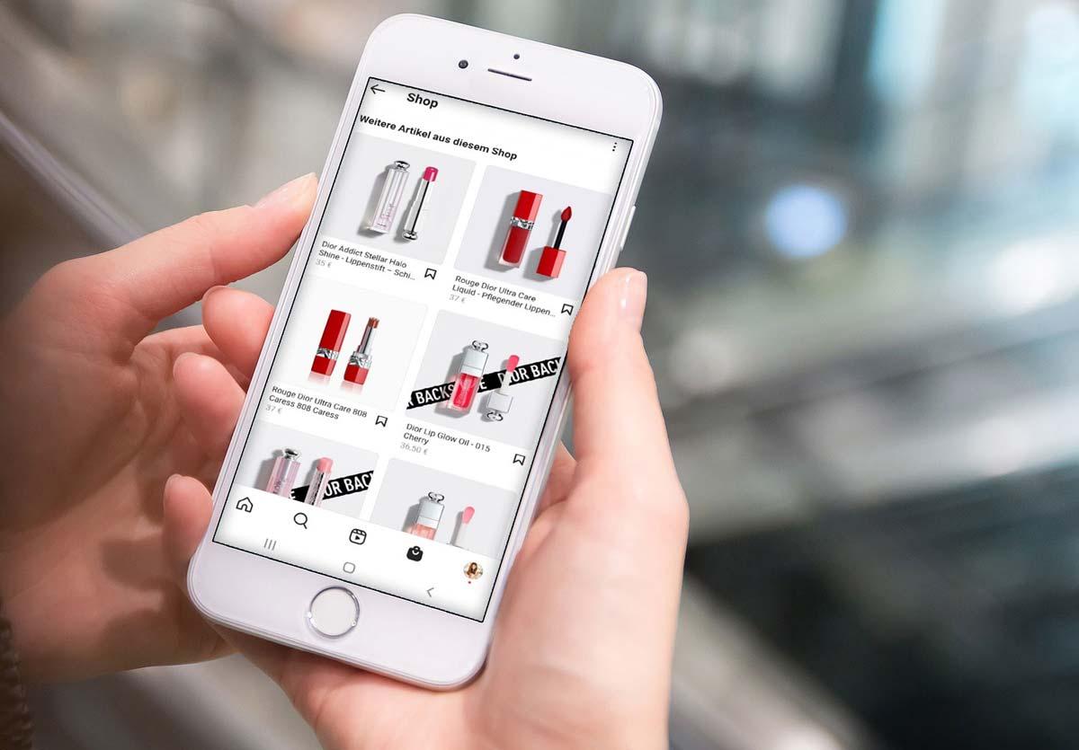 Instagram Shopping: Voraussetzungen, Anleitung, Kosten und Tipps - Verkaufen auf Insta