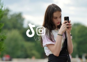 Hat Instagram Angst vor TikTok? Konkurrenzdruck: Videos statt Fotos – Algorithmus Update