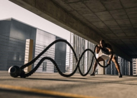 Blawko22: Virtuelles Male Model macht Fitness, Mode und virtuelle Models
