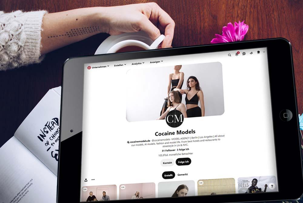 Pinterest Marketing Strategie: Organische Reichweite - 100.000 Impressions / Monat, kostenlos!