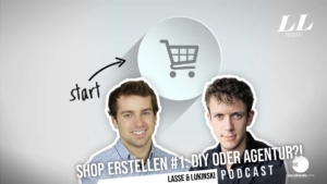 Online Shop erstellen #1: DIY oder teure Agentur?! - Marketing Podcast